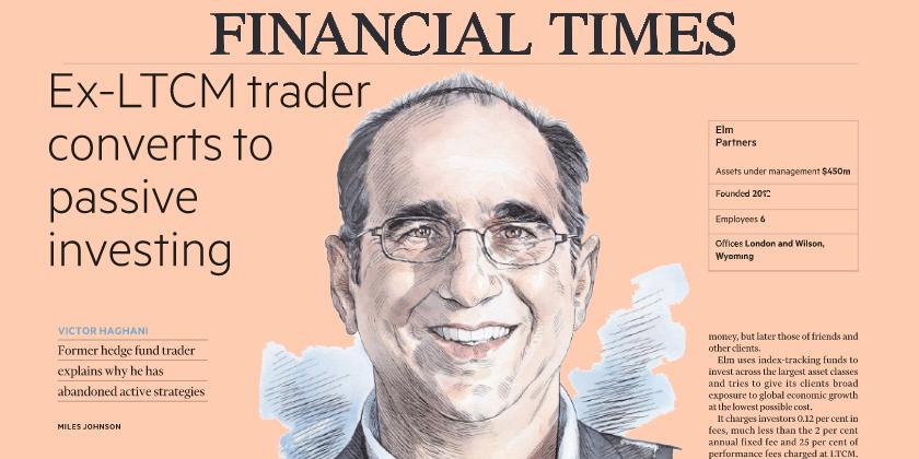 Elm Press in Financial Times