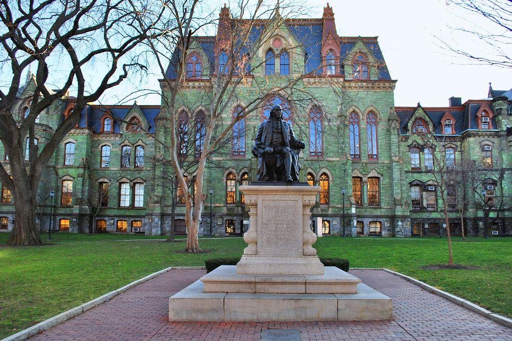 U Penn Philadelphia